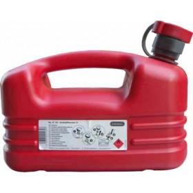 Δοχείο καυσίμων πλαστικό 5 λίτρα PRESSOL