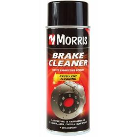 Σπρέι καθαριστικό φρένων αυτοκινήτου Morris 400ml