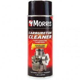 Σπρέι Καθαριστικό Καρμπυρατέρ 400ml Morris