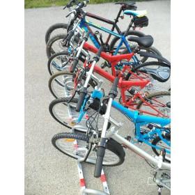Μπάρα Στάθμευσης 7 Ποδηλάτων PARK-BBR7
