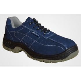 Παπούτσια Εργασίας με δέρμα Καστόρ S0 Galaxy BL