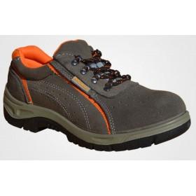 Παπούτσια Εργασίας με δέρμα Καστόρ S0 Galaxy BRC