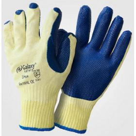 Γάντια πλεκτά από φυσικό Λάτεξ ενισχυμένα GALAXY Ursa