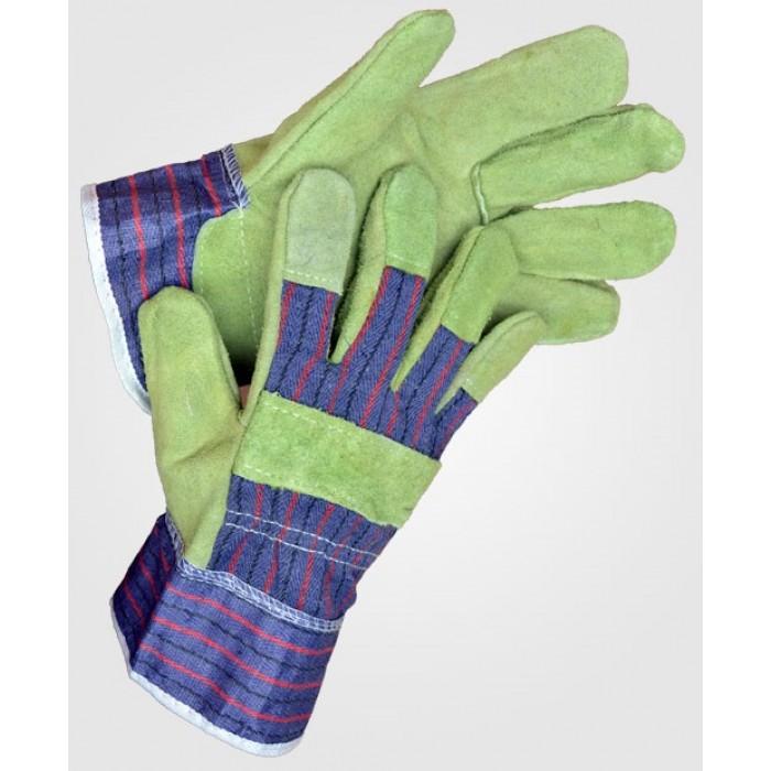 Γάντια Εργασίας Δερμάτινα PBS b1f871bcca5