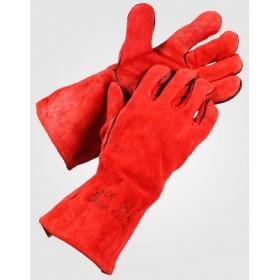 Γάντια δερμάτινα βαρέως τύπου ηλεκτροσυγκολλητών