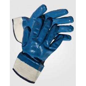 Γάντια Πετρελαίου Μπλε NBR
