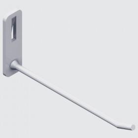 Άγκιστρο 12cm για διάτρητη πλάτη 4Τεμάχια Element