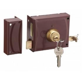 Κλειδαριά κουτιαστή ασφαλείας με 5 κλειδιά FR