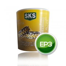 Γράσο Λιθίου SKS EP3 1 kgr