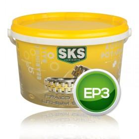 Γράσο Λιθίου SKS EP3 4 kgr