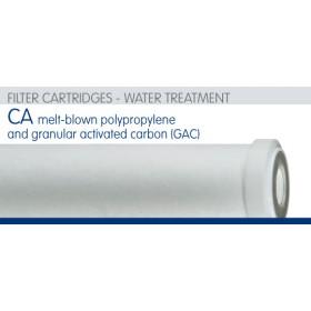Φίλτρο νερού ανταλλακτικό ενεργού άνθρακα 5 ιντσών ATLAS CA-5