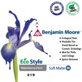 Χρώμα 219 Ecostyle Soft Matte της Benjamin Moore