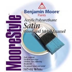 Οικολογική Λαδομπογιά Σατινέ MOORSTYLE SATIN 587