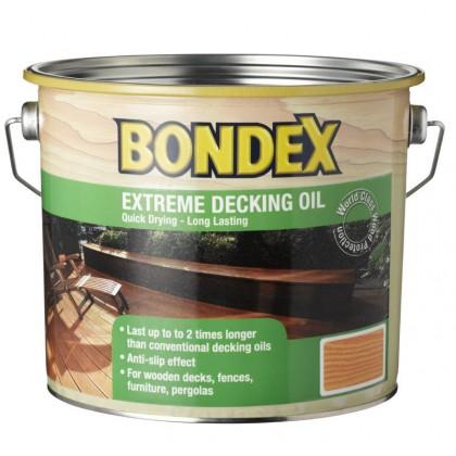 Bondex extreme decking oil