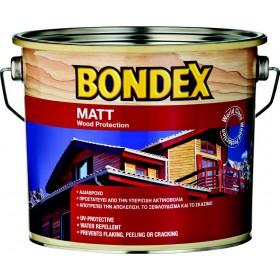 Βερνίκι σε 14 Ματ αποχρώσεις Μυκητοκτόνο Bondex Matt