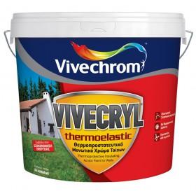Χρώμα VIVECRYL THERMOELASTIC της Vivechrom