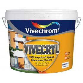 Χρώμα VIVECRYL ακρυλικό της Vivechrom